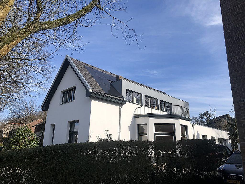 indak zonnepanelen in vrijstaand huis