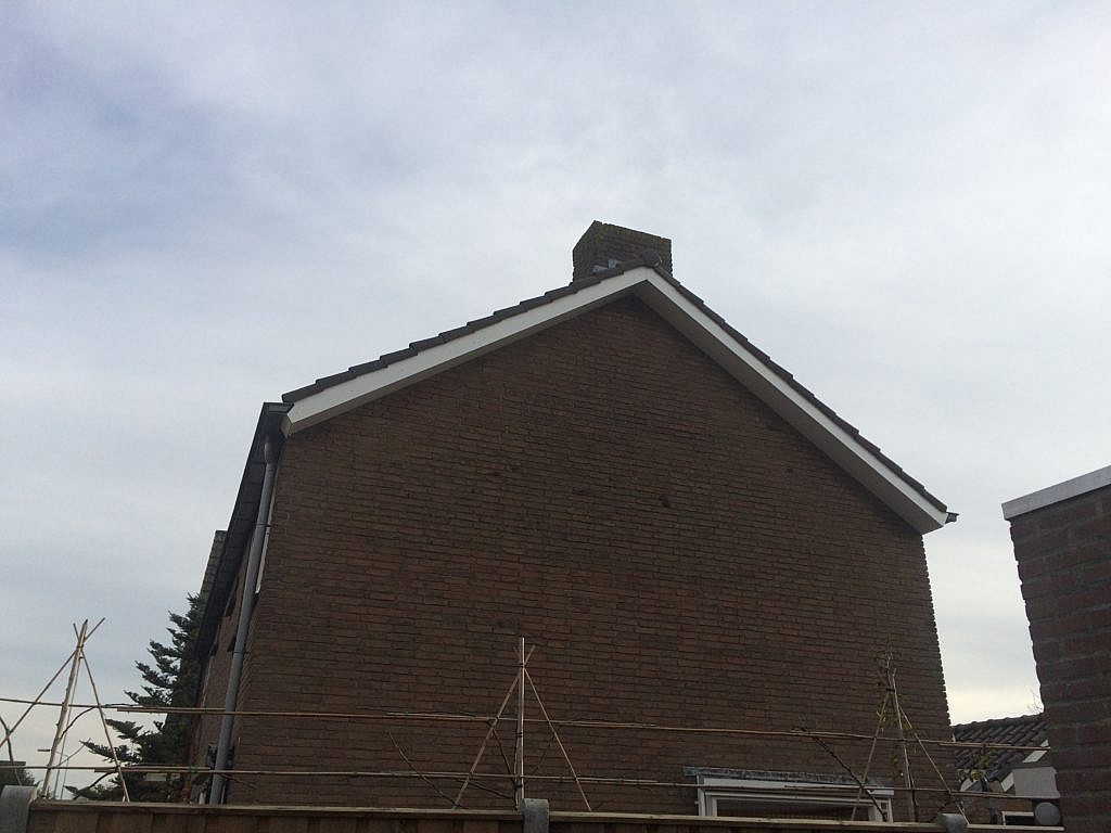 Extreem Boeidelen vervangen of vernieuwen - Bosvelt & Haisch dak YS86
