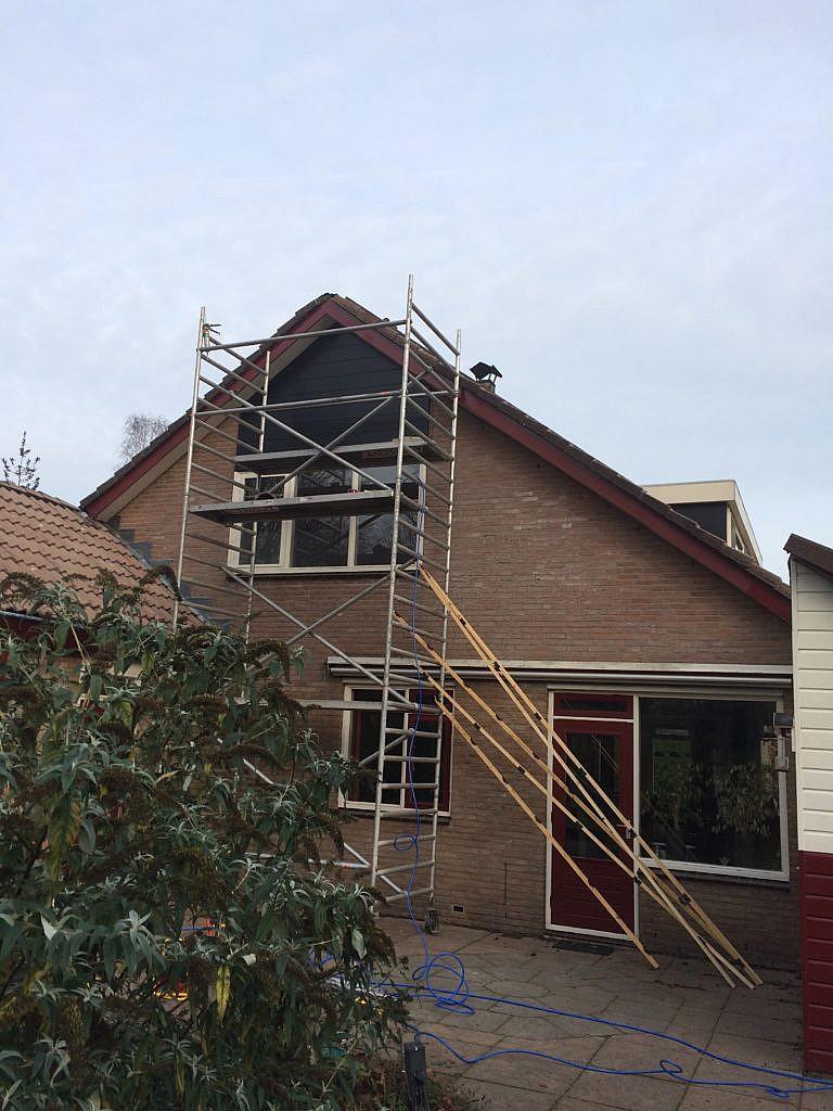 Extreem Boeidelen vervangen of vernieuwen - Bosvelt & Haisch dak GT78