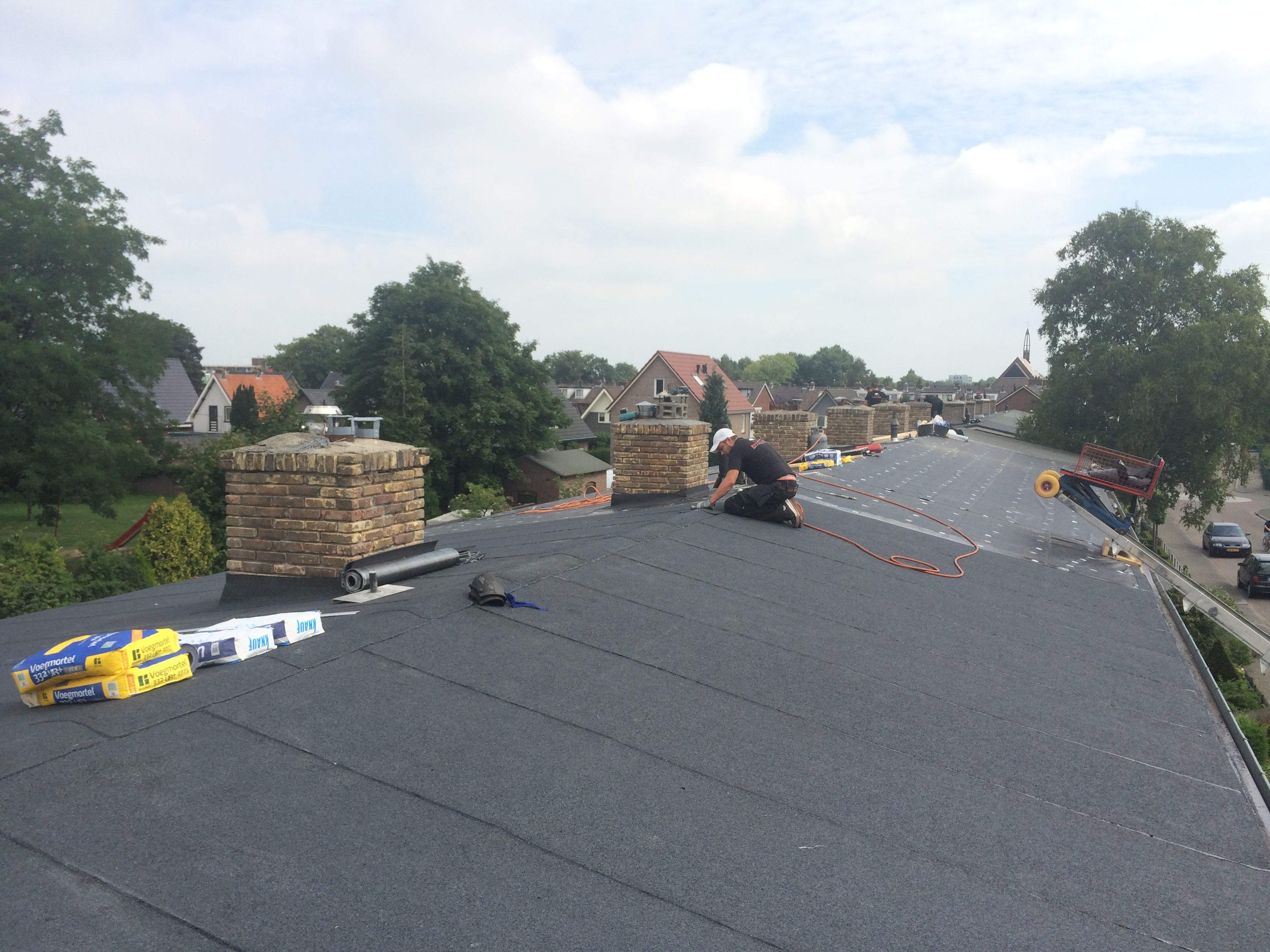 dak reiningen Apeldoorn