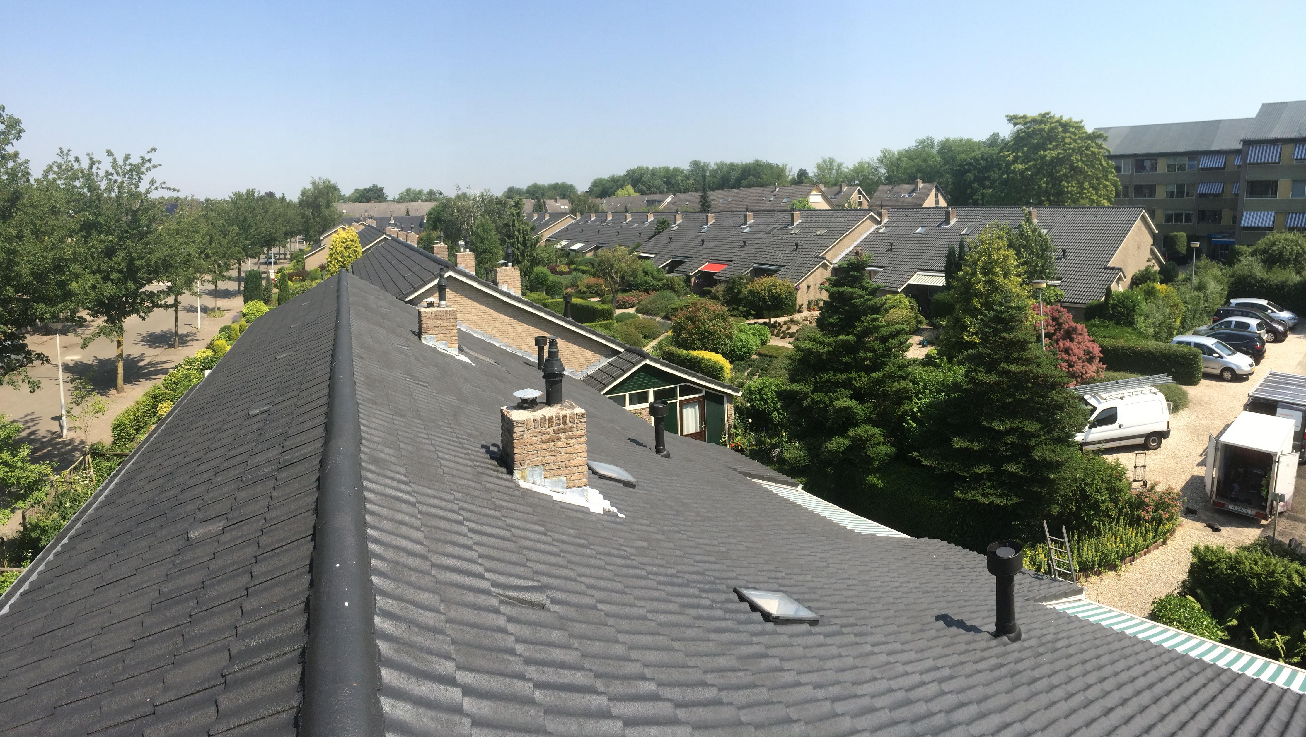 EPDM dakbedekking Apeldoorn