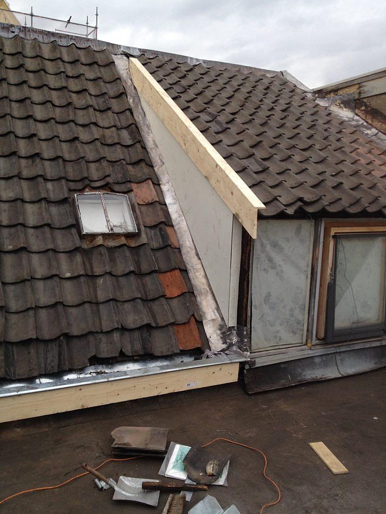 Vaak Dakkapel renovatie - Bosvelt & Haisch dak & Isolatietechniek EI79